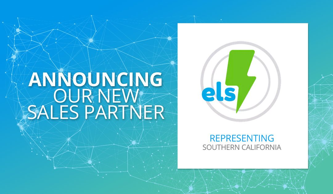 ELS JOINS US AS A NEW SALES PARTNER