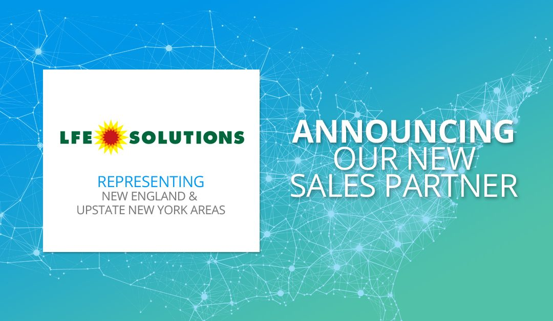LFE SOLUTIONS JOINS US AS A NEW SALES PARTNER