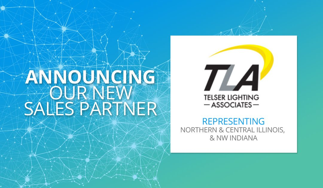TLA JOINS US AS A NEW SALES PARTNER