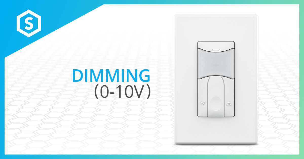 DIMMING (0-10V) - SENSORWORX