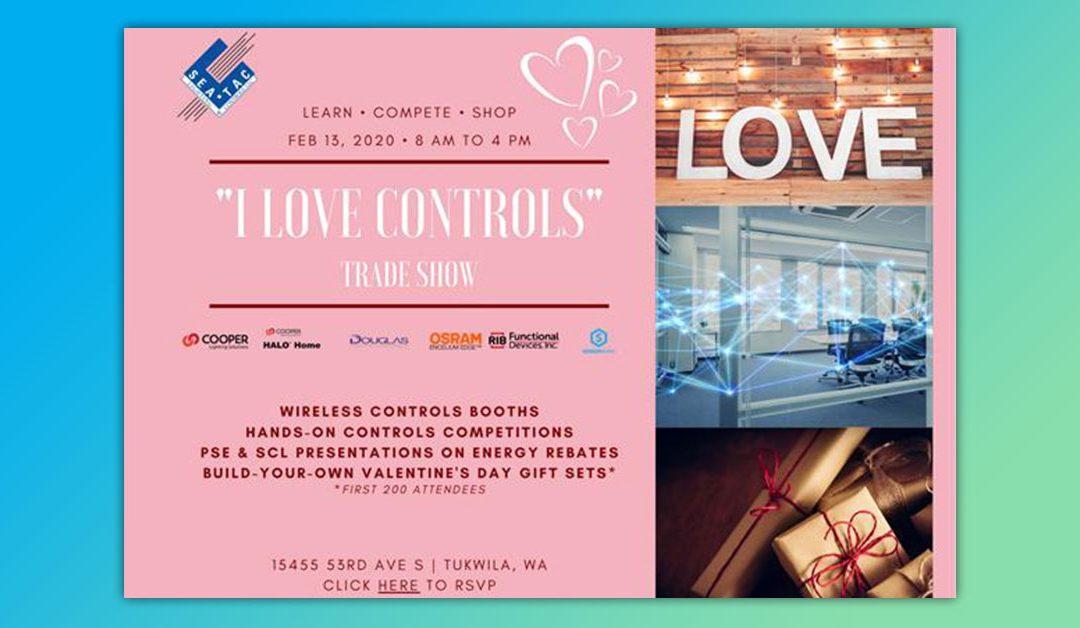 """""""I Love Controls"""" 2020"""